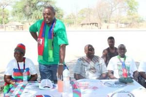 Comrade James Sankwasa